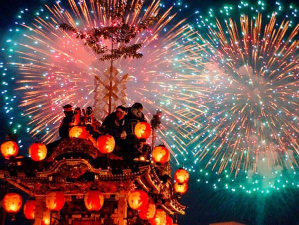 Когда в японии отмечают новый год