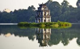 vietnam hanoi lake