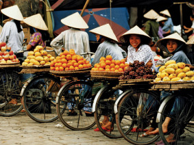 vietnam hanoi orange