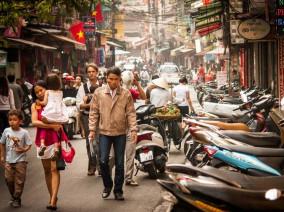 vietnam hanoi people