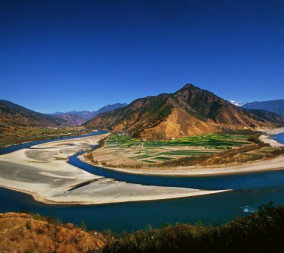 Три ущелья реки Янцзы, Чунцин, Китай