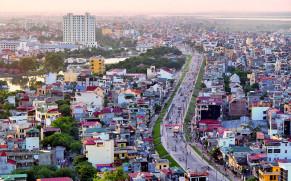 vietnam hanoi town