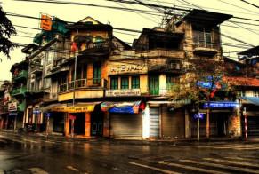 vietnam hanoi old quarterjpg
