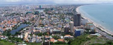 vietnam vungtau panorama