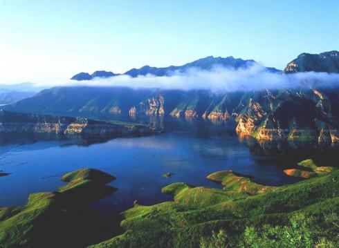 Озеро Яньсэнь, г. Бэйдайхэ, Китай