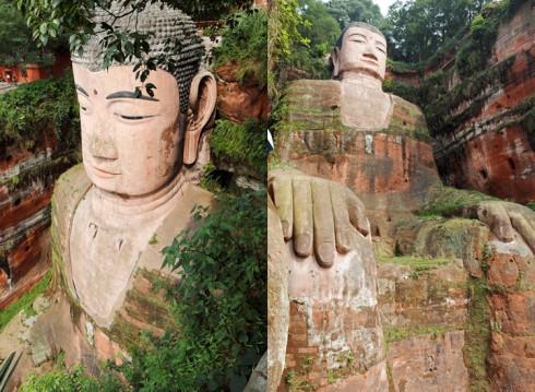 Лэшаньский Будда, Ченду, Китай