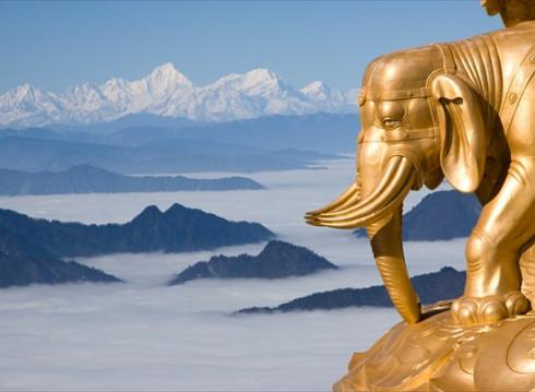 Горы Эмэйшань, Ченду, Китай