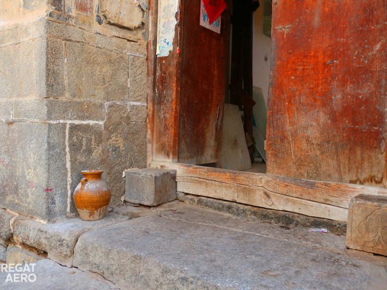 Древний город Дали