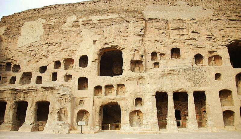 Храмовый комплекс Юньган