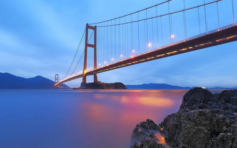 Мост Сихоумэнь, Китай