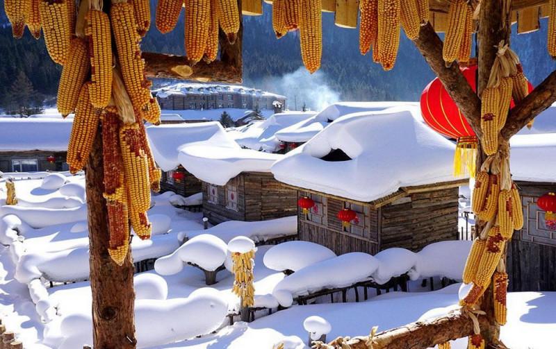 Муданцзян, Китай