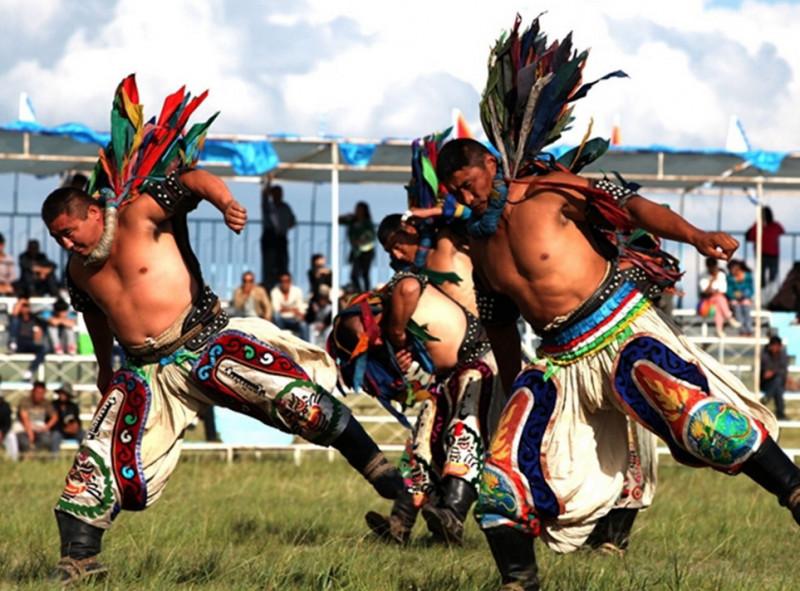 Фестиваль Наадам, Внутренняя Монголия