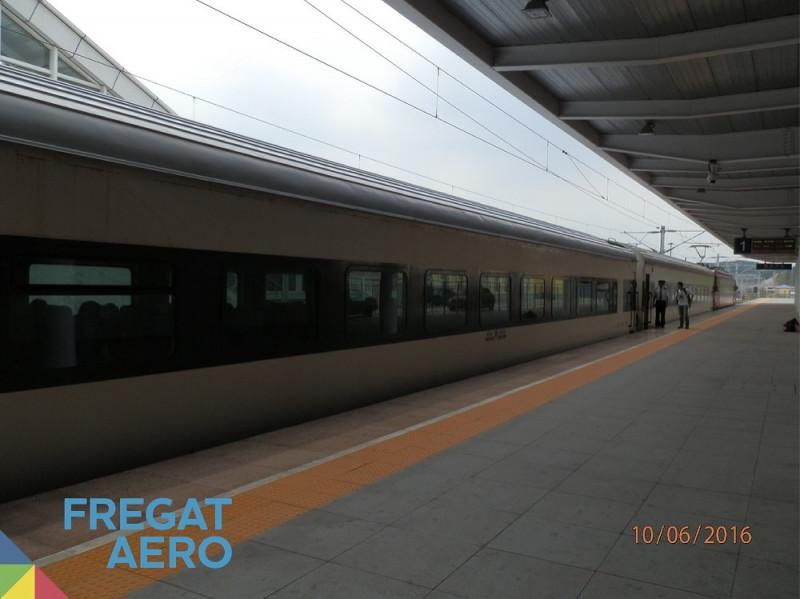 Высокоскоростной поезд – электричка