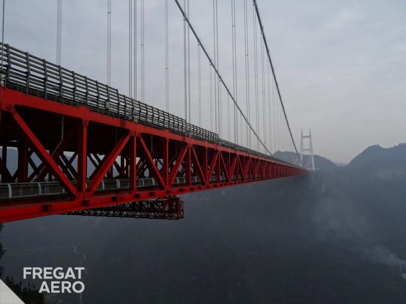 Мост Айчжай, Китай