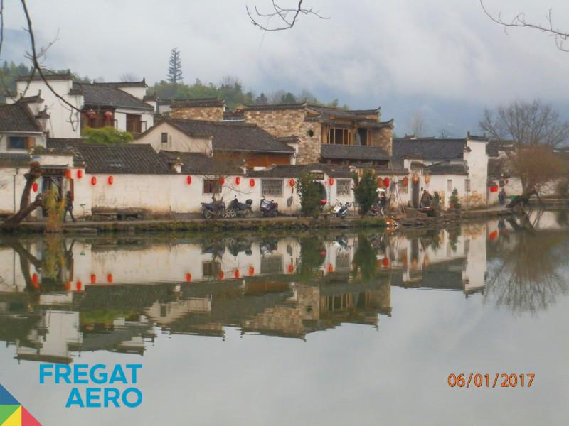 Древнее поселение Хуньцунь, Хуаншань