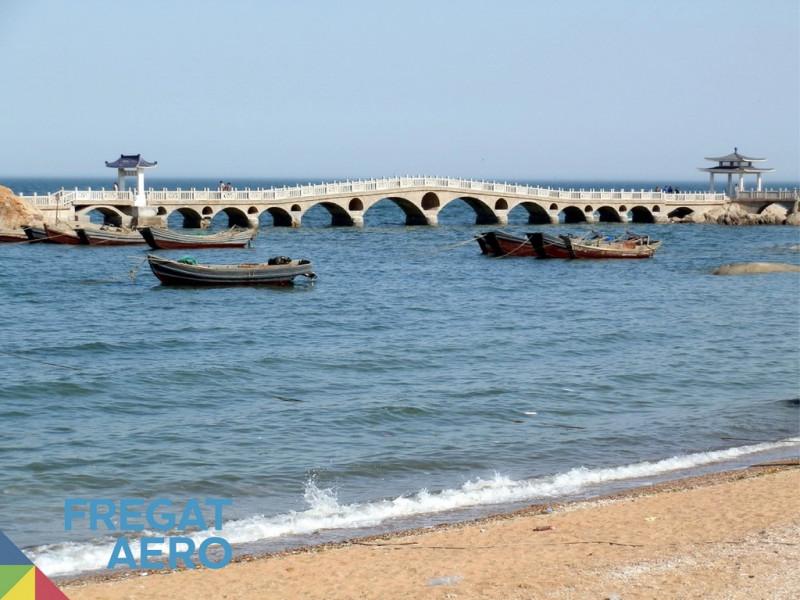 Санаторий Синчен. Городской Пляж Китай