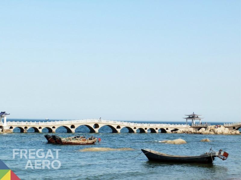 Санаторий Синчен. Городской Пляж