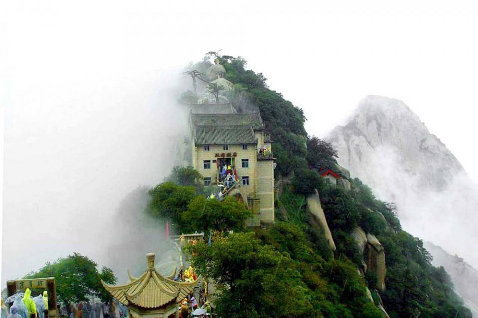 Хуашань, Китай